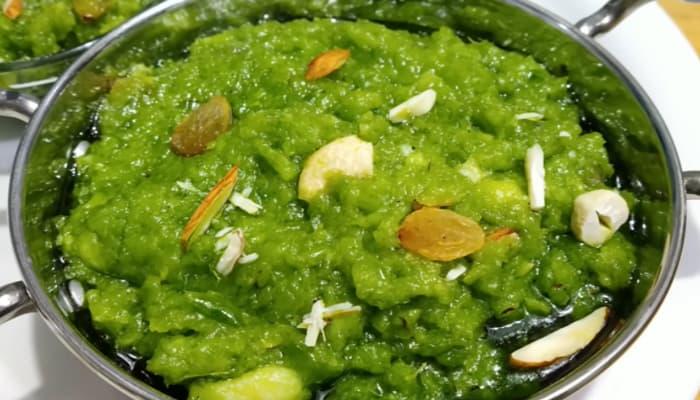 मटर का हलवा   Matar Ka Halwa Recipe In Hindi