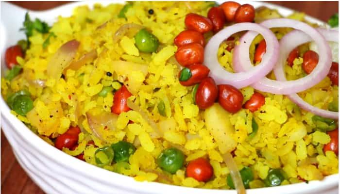 पोहा बनाने की विधि हिंदी में - How to Make Poha – Recipe of Poha in Hindi