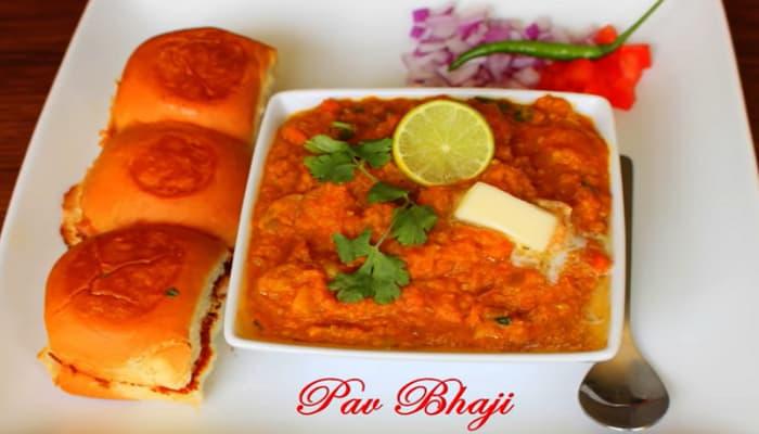 पाव भाजी कैसे बनाते हैं? Pav Bhaji Recipe in Hindi – How To Make Pav Bhaji