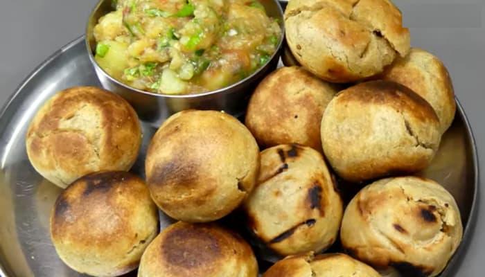 लिट्टी चोखा बनाने की विधि   Litti Chokha Recipe In Hindi